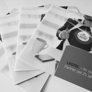 LEOTEC Image-Broschüre