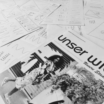 Unser Wien, Unsere Stadt – Magazin