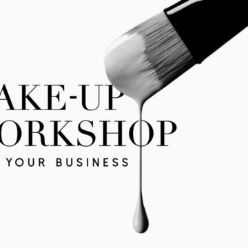 Flyer_Make Up Workshop mit Julia Traxler